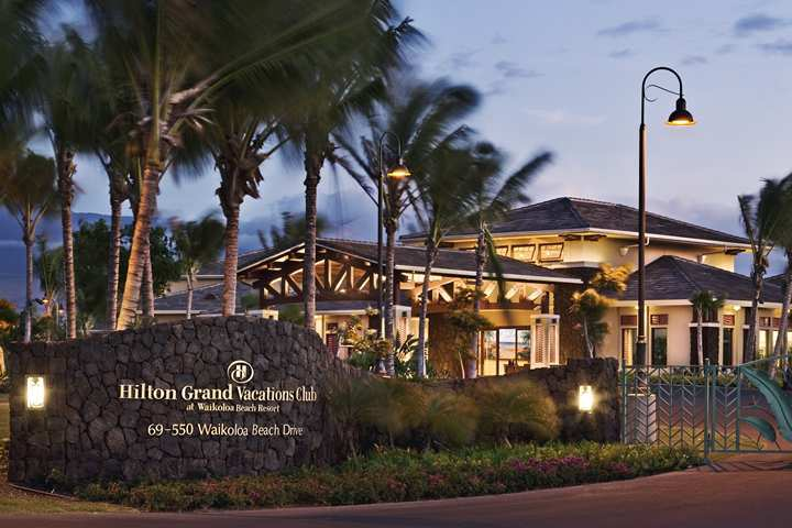 Hotel Hilton Grand Vacations Club Waikoloa Beach Resort