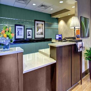 Hotel Hampton Inn & Suites Miami Airport South Blue