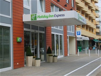 Hotel Holiday Inn Express Berlin City Centre-west