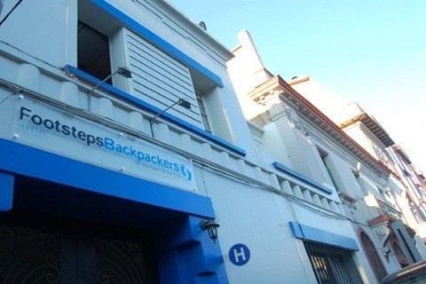 Hostal Footsteps Backpackers