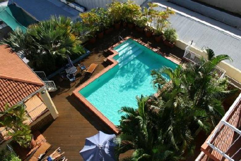 Apartamento Inn Cairns Boutique Hotel