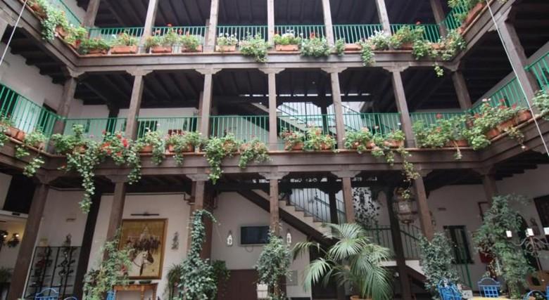 El rey moro hotel boutique sevilla for Boutique hotel sevilla