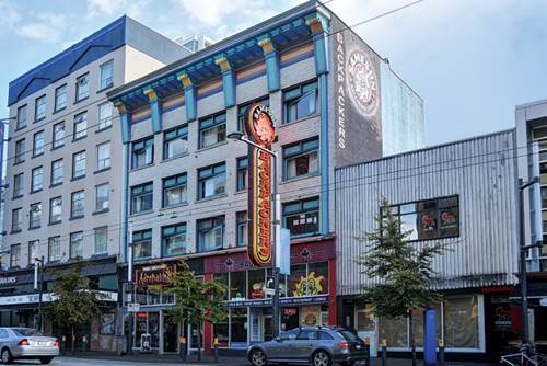 Hostal Samesun Backpacker Lodges - Vancouver