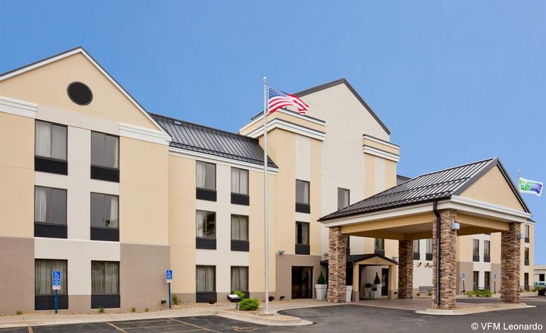 Hotel Express By Holiday Inn Cedar Rapids-i-380 At 33rd Avenue