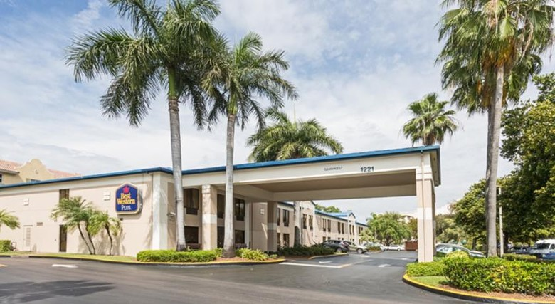 Hotel Best Western Fort Lauderdale Airport Cruise Port
