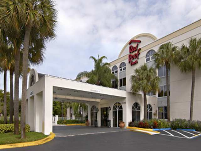 Hotel Red Roof Inn Fort Lauderdale