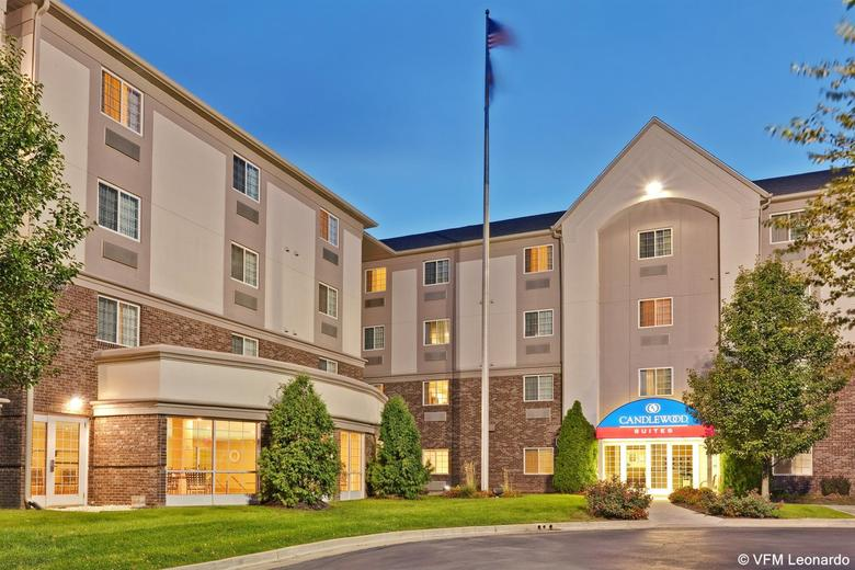 Hotel Candlewood Suites Indianapolis