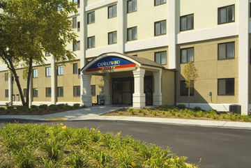 Hotel Candlewood Suites Indianapolis City Center