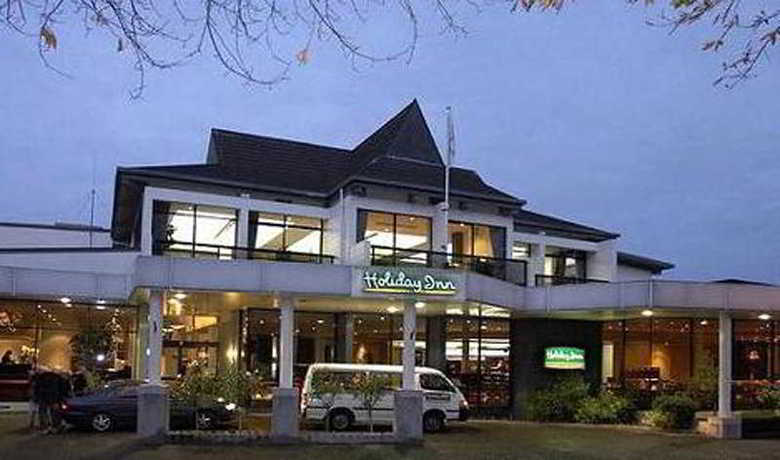 Hotel Holiday Inn On Avon Christchurch