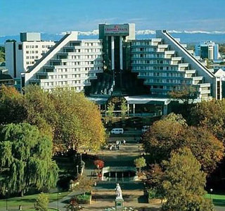 Hotel Crowne Plaza Christchurch