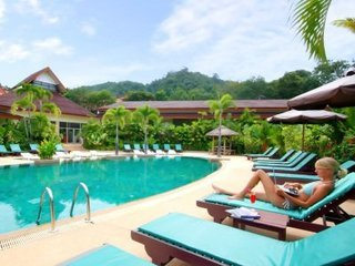 Hotel Timber House Ao Nang