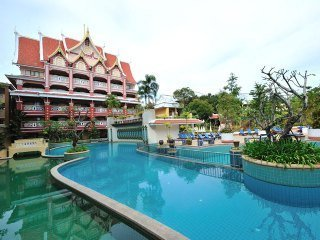 Hotel Aonang Ayodhaya Beach Resort And Spa