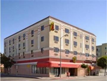 Hotel Super 8 Motel - Hollywood