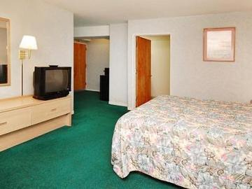 Hotel Rodeway Inn - Civic Center