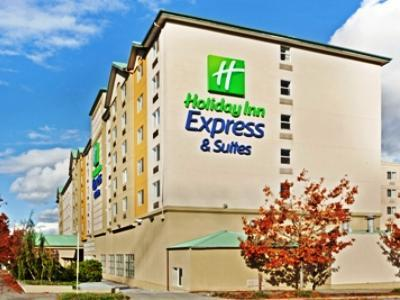 Hotel Holiday Inn Express Seattle City Center