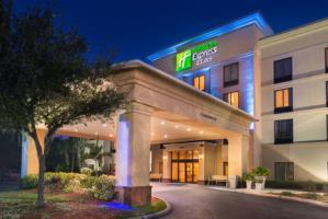 Hotel Holiday Inn Express Anderson Rd