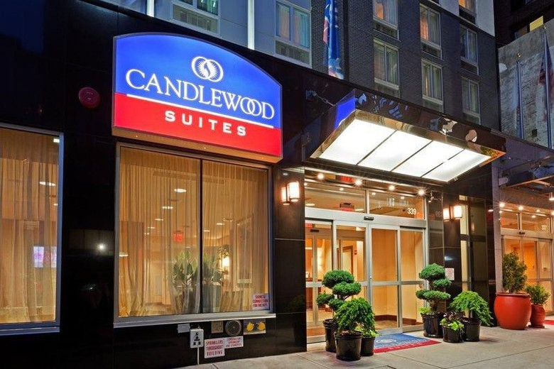 Hotel Candlewood Suites Time Square