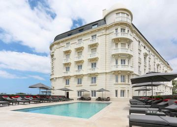 Hotel Le Regina Biarritz H�tel & Spa - Mgallery Collection