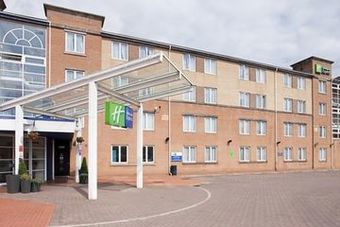Hotel Express By Holiday Inn Cardiff Bay