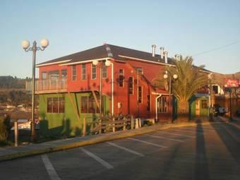 Hoteles con habitaciones adaptadas en curanipe for Hoteles con habitaciones comunicadas