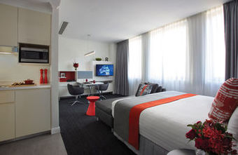 Hotel Somerset St Georges Terrace