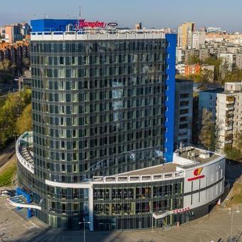 Hotel Hampton By Hilton Nizhny Novgorod