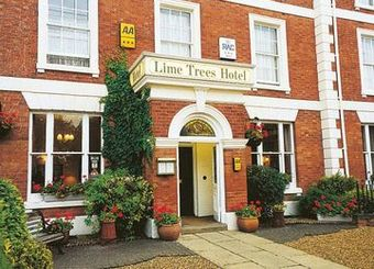 Best Western Lime Trees Hotel