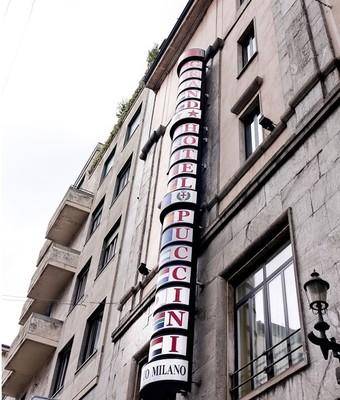 Grand Hotel Puccini Milan