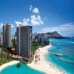 Hotel Hilton Hawaii Vlg(d.h.twr-roh)