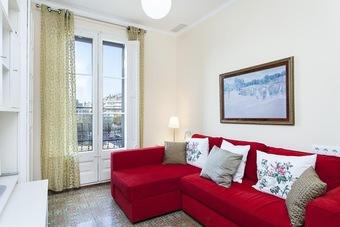 Hotel Barcelona - Eixample Esquerre (apt. 439512)