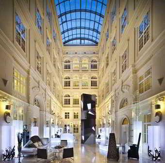 Hotel Comsa Brno Palace