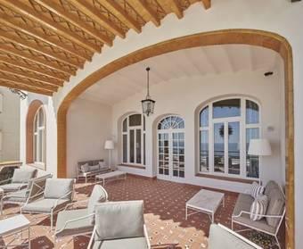 Los 10 mejores hoteles con habitaciones adaptadas en - Hotel casa vilella ...