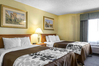 Hotel Holiday Inn Express Barstow-historic Route 66