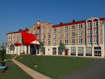 Halifax Nova Scotia Hotel  Halifax Marriott Harbourfront