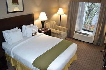 Hotel Holiday Inn Boston-brockton