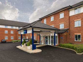 Hotel Holiday Inn Express Gatwick Crawley