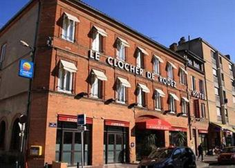 Viajes a toulouse for Appart hotel rodez