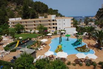 Los 10 mejores hoteles en san miguel de balansat - Hotel apartamentos el puerto ibiza ...