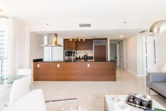 Apartamento Miami Luxury Condo In Brickell! Free Spa And Gym