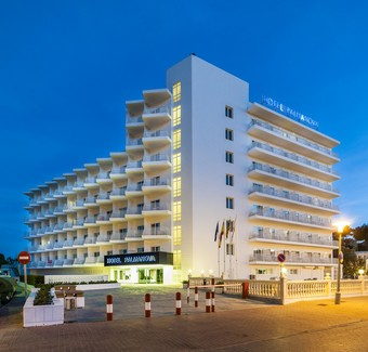 hoteles de dos estrellas en palma de mallorca: