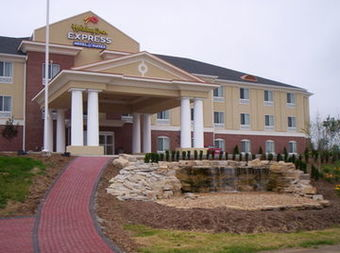 Holiday Inn Express Hotel & Suites Sparta