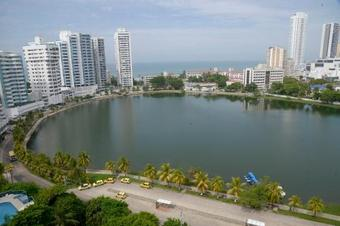 Apartamento Apartamentos Laguito Vista Al Mar