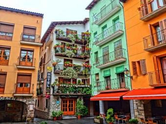 Los 30 mejores hoteles de 2 estrellas en pirineo catal n - Hotel en pirineo catalan ...