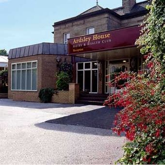 Best Western Ardsley House Hotel  Health Club