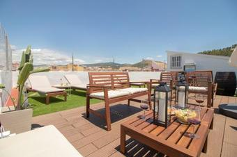 Apartamento **** Luxury Terrace & Views Penthouse