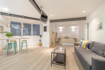 Apartamento Soho Studio Close To Malaga Harbour