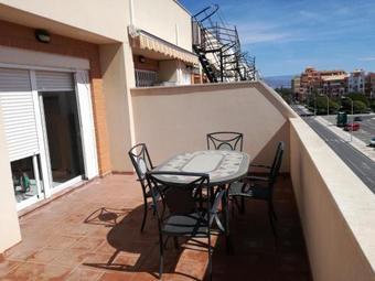 Apartamento ático En Roquetas De Mar