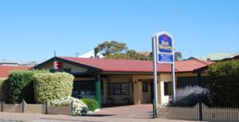 Hotel Best Western  Melaleuca Motel