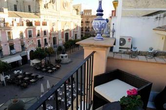 Apartamento Atico Duplex Plaza Del Salvador