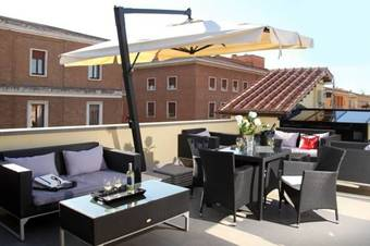 Los 30 mejores hoteles con business center en roma for Roma business center